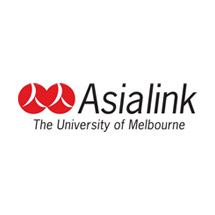 Asialink logo, an org that the Big Canvas has worked with