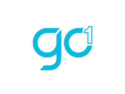 The go1 Logo, a company that we have collaborated with for distribution of our products