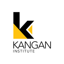 Kangan Institute logo, that the Big Canvas has worked with