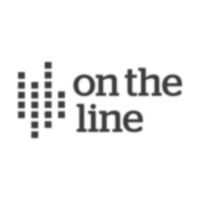 On The Line Logo, which the big canvas developed an app for