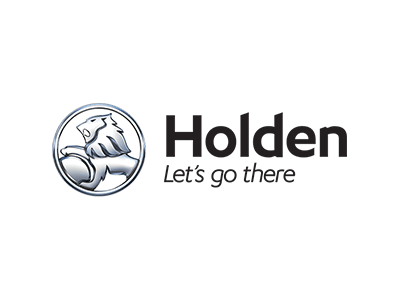 Holden logo, a client of The Big Canvas