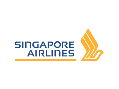 Singapore Airlines, a massive business, has been working with The Big Canvas, this is the logo